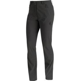 Mammut Runje - Pantalones de Trekking Mujer - Long gris